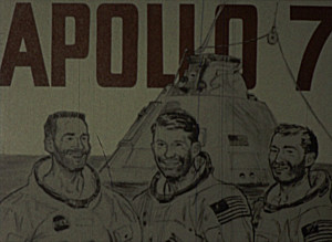 Apollo 7: First Manned Flight