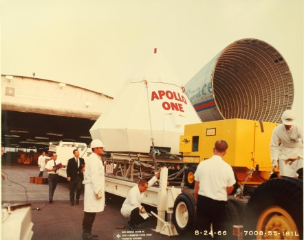 North American Aviation | A Journey to the Moon through Texas